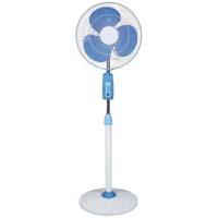 V guard pedestal fan