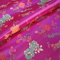 Chinese silk fabric