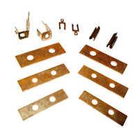 Copper sheet metal component