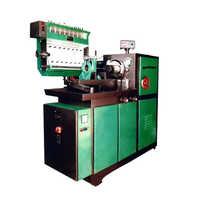 Diesel fuel pump test bench