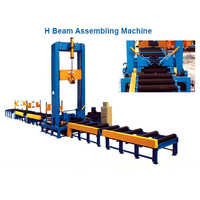 H beam welding machine