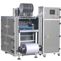 Tape laying machine