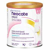 Neocate milk powder
