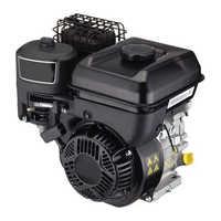 Horizontal engine