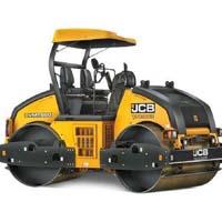 Jcb road roller