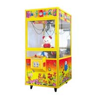 Coin operated amusement machine