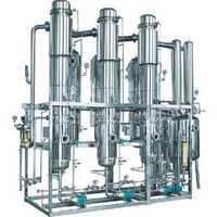 Continuous evaporator