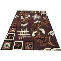 Printed floor carpets