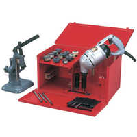 Valve seat grinding machine