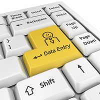 Offline data entry services