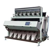 Bean sorting machine