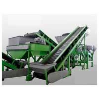 Rubber production line
