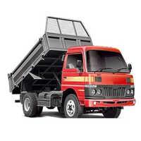 Tipper body truck