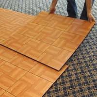 Portable house flooring