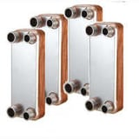 Refrigerant heat exchanger