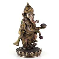 Resin Ganesh Statue