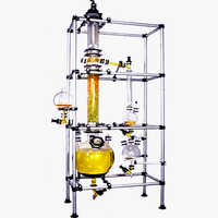 Glass Distillation Apparatus
