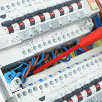 Commercial wiring services
