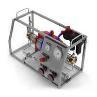 Pump testing equipment
