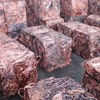 Copper dross