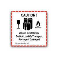 Battery Sticker