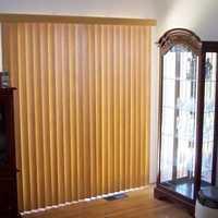 Polymer blinds