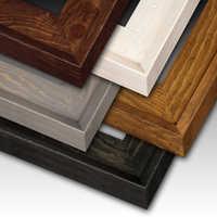 Polished Wooden Frame
