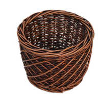 Wooden fruit basket