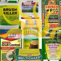 Chemical herbicides