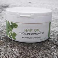 Hair spa cream