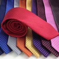 Pure silk ties
