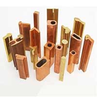 Extruded copper