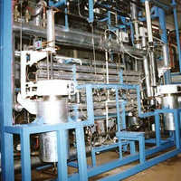Fluid extraction plants