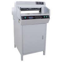 Paper guillotine machine