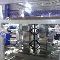 Float glass machine