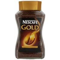Nescafe gold coffee