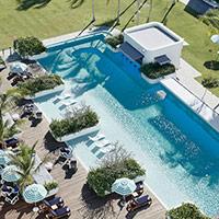 Splash bar