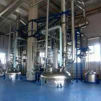 Polymerization plant