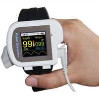Pulse oximeter sensors