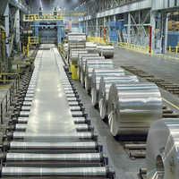 Aluminum rolling mill