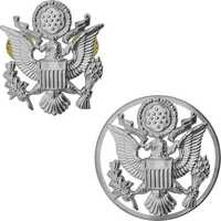 Air Force Cap Badges