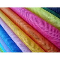 Nonwoven polyester