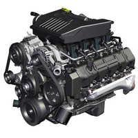 Three wheeler engine