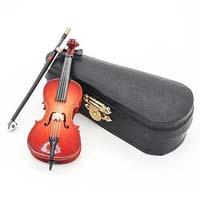 Miniature musical instruments