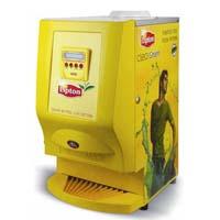 Lipton tea vending machine