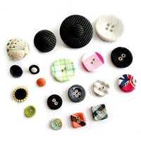 Fabric button