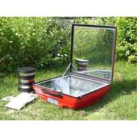 Solar Cooking Stove