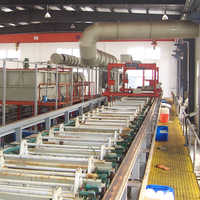 Automatic Electroplating Plants
