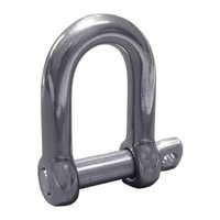Chain shackle