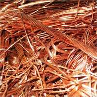 Copper melting scrap